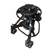 Vinten 3574-3B Osprey Elite OB 2-Stage Steering Pedestal (Black) - Supports 165 lbs