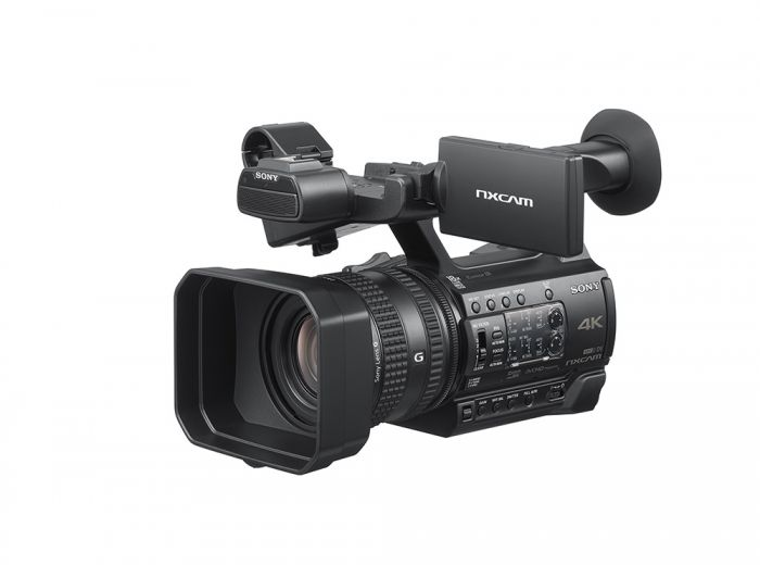 Sony HXR-NX200 NXCAM 4K Camcorder
