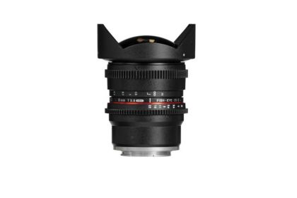 Samyang 8mm T3.8 UMC Fish-Eye CS II Lens (Sony E Mount)