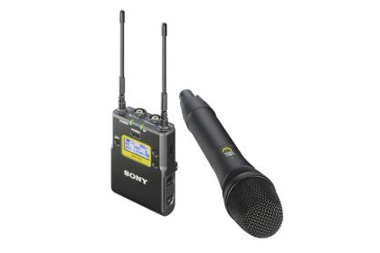 Sony UWP-D12 wireless Microphone Package