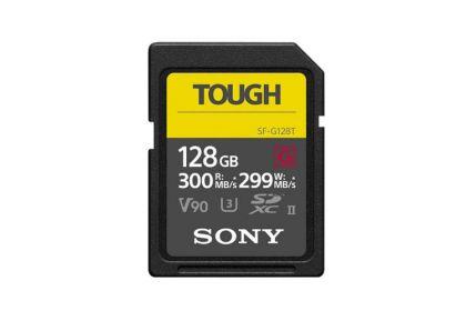 Sony 128GB SF-G Series Memory Card