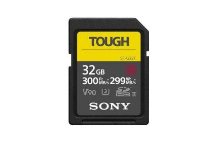 Sony 32GB SF-G Series Memory Card