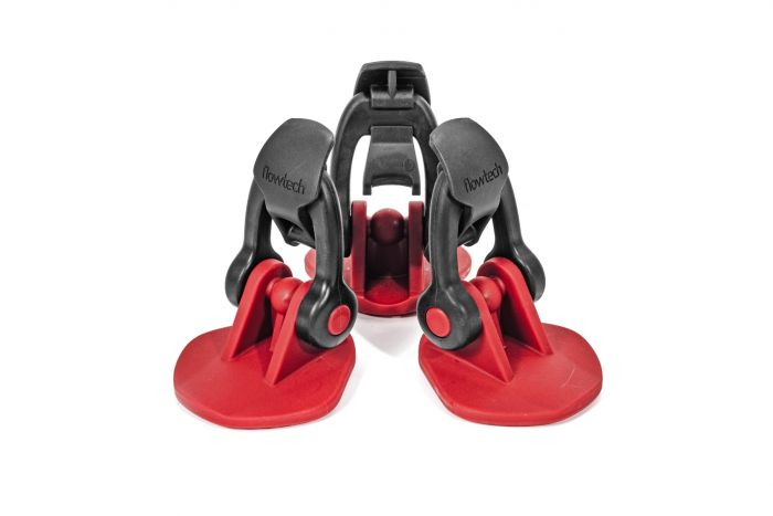 Sachtler rubber feet flowtech, set of three