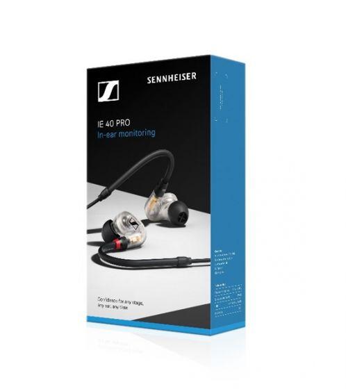 Sennheiser IE 40 Pro In-Ear Monitoring Headphones