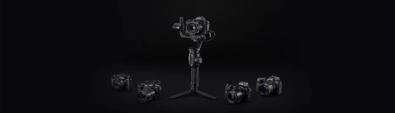 The DJI Ronin SC -  Lightweight, Compact and Powerful