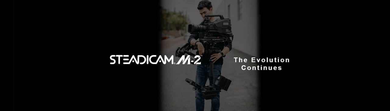 Keeping it Steady. Tiffen launches the Steadicam M-2
