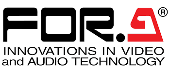 FOR-A Video and Audio Systems to the broadcast post-production, and professional video markets